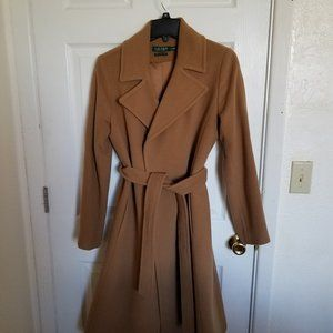 Ralph Lauren Wool Cashere blend Coat